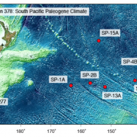Appel à candidature : Exp. 378 « South Pacific Paleogene Climate »